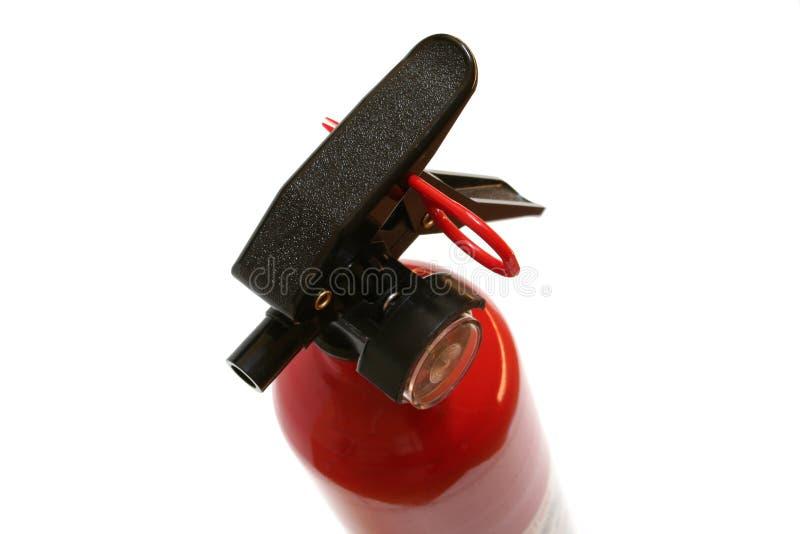 Extintor Portátil Imagem De Stock