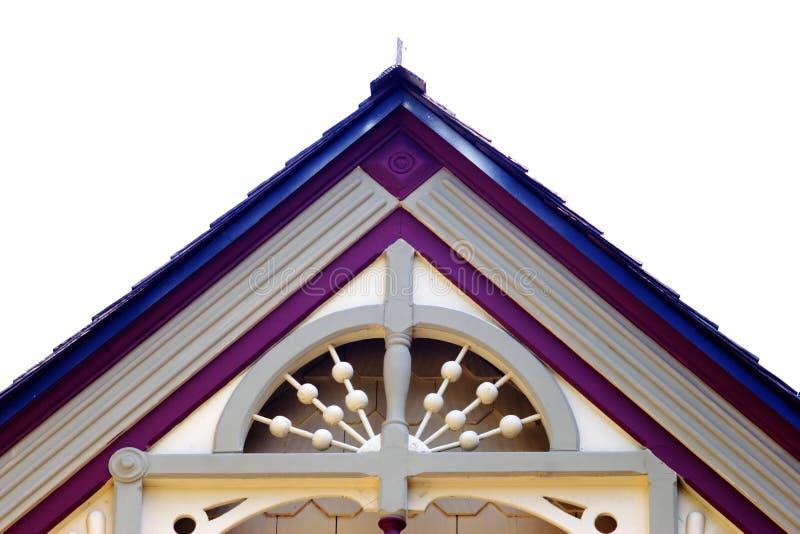 Download Extrémité De Toit De Chambre Image stock - Image du construction, forme: 83133