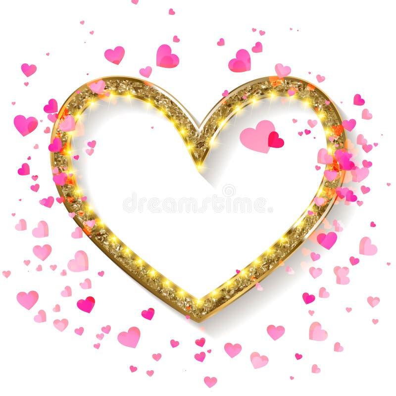 8 extra ai som kontroll för hälsning för mapp för eps för bakgrundskortdag nu över vita oavgjorda sparade valentiner royaltyfri illustrationer