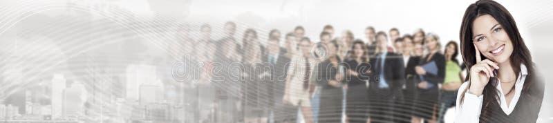 extra bakgrundsaffärsformat royaltyfri bild