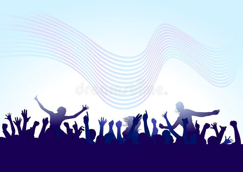 Download Extra benefit concert stock vector. Image of celebration - 11717965