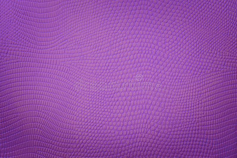 Dark Violet Snake Skin Texture. Extra bright violet to rose texture of a snake skin imitation usefull as a fashion style background or gift card stock or stock photos