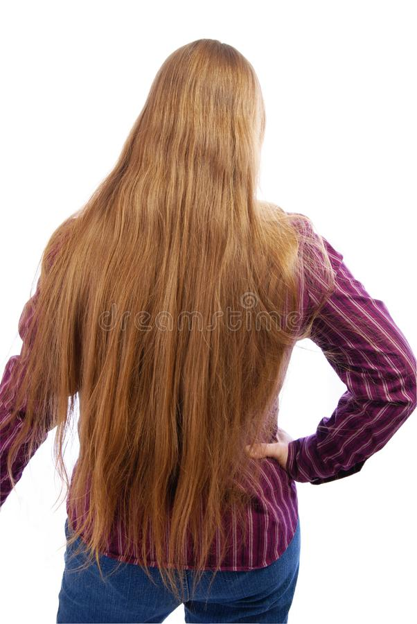 Free Extra Long Hair Stock Photo - 4047930