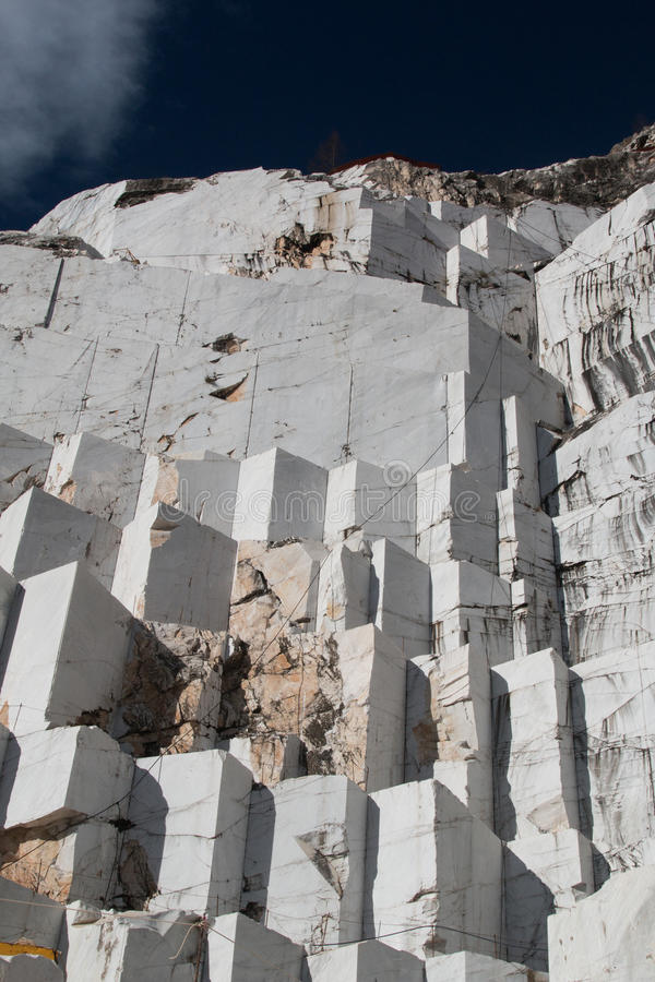 Extraction de marbre photos libres de droits