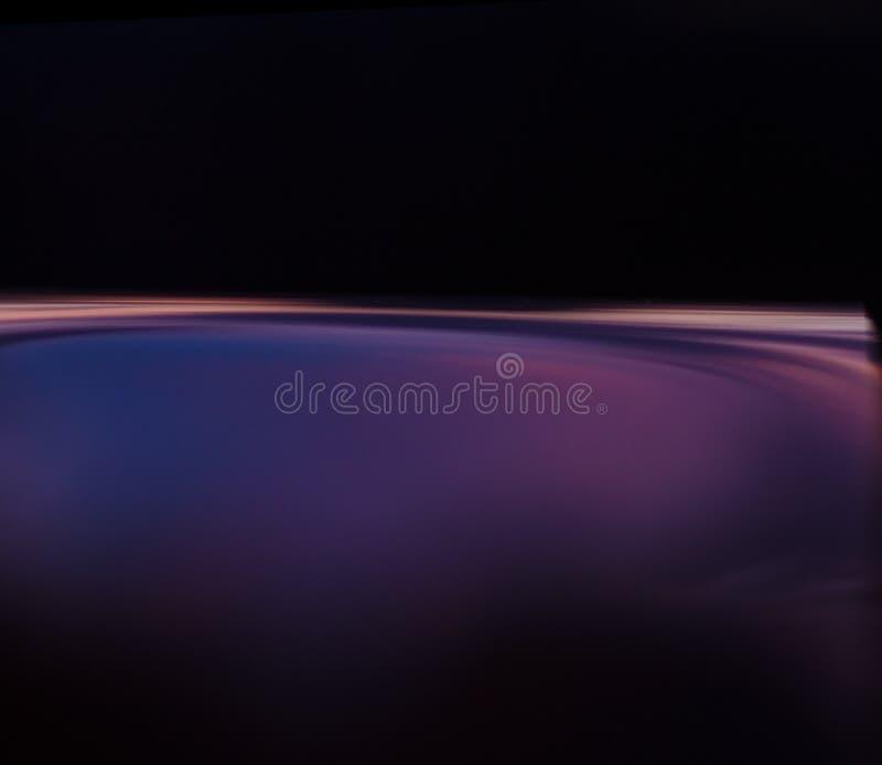 Extracto artístico púrpura fotografía de archivo libre de regalías