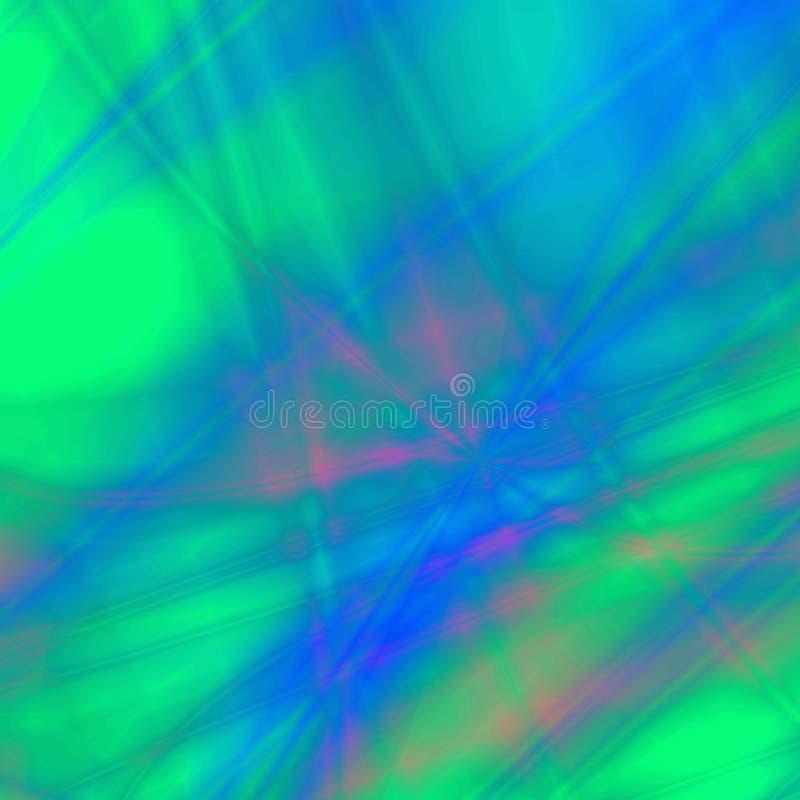 Extracto azulverde libre illustration