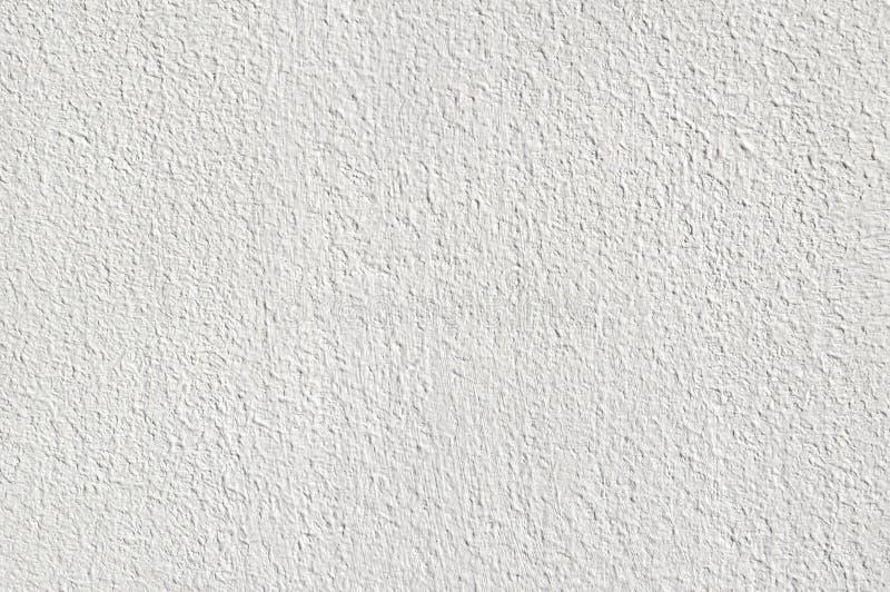 Extracto blanco de la textura de la pared de la pintura fotografía de archivo