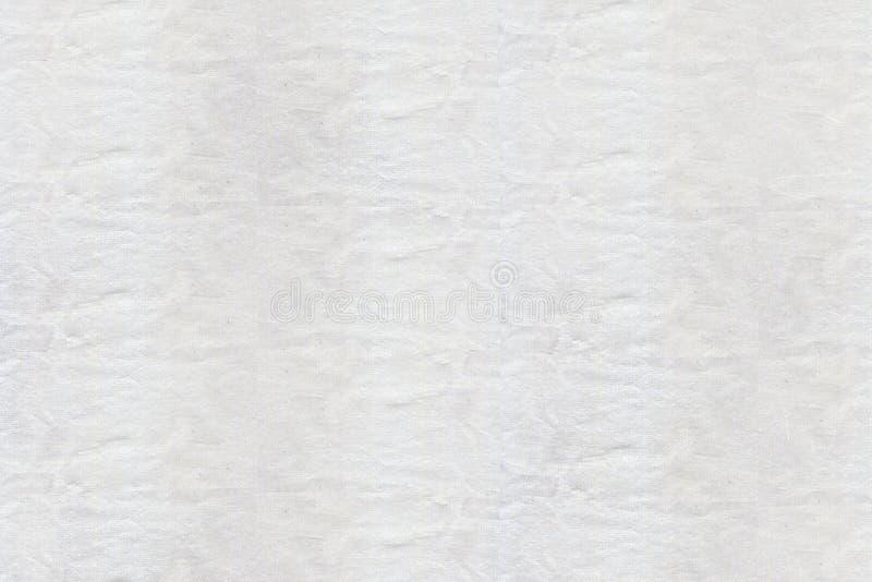 Extracto blanco del modelo de papel de la textura viejo para el fondo hermoso del estilo de la acuarela imagen de archivo