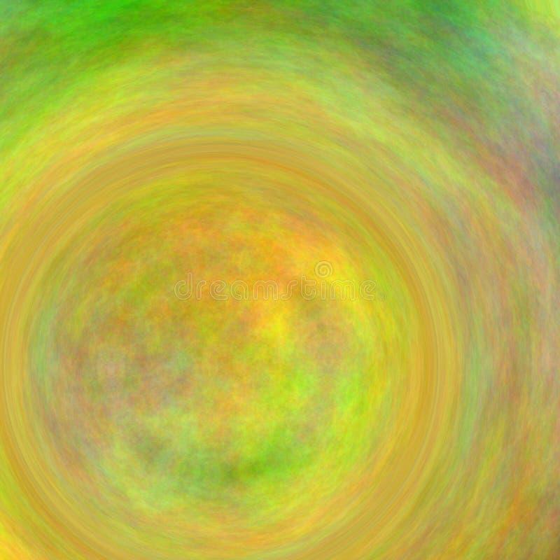 Extracto circular del color de la forma libre illustration