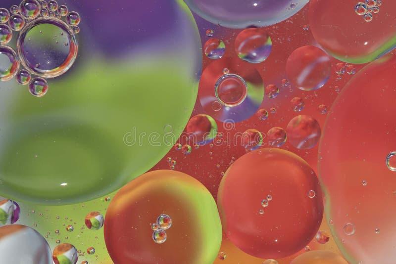 Extracto colorido foto de archivo