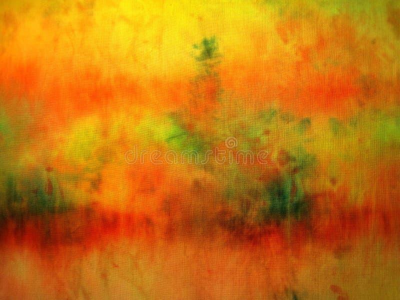 Extracto colorido de la tela imagen de archivo libre de regalías