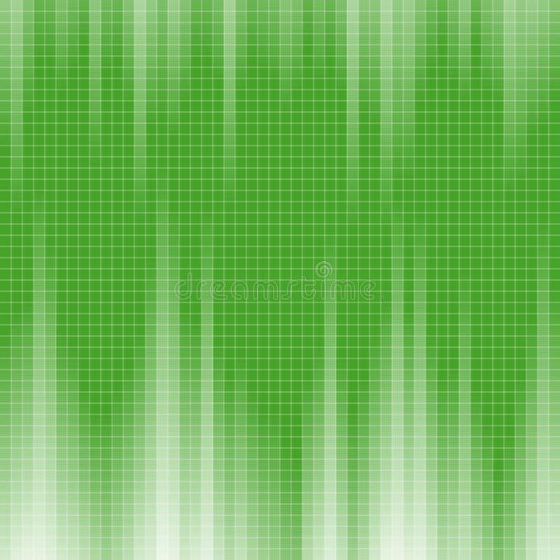 Extracto cuadrado verde ilustración del vector