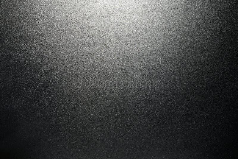 Extracto de la pendiente negra de la sombra fotografía de archivo libre de regalías