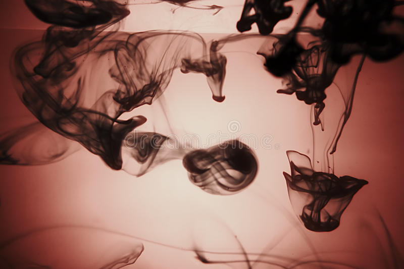 Extracto de la tinta imagen de archivo