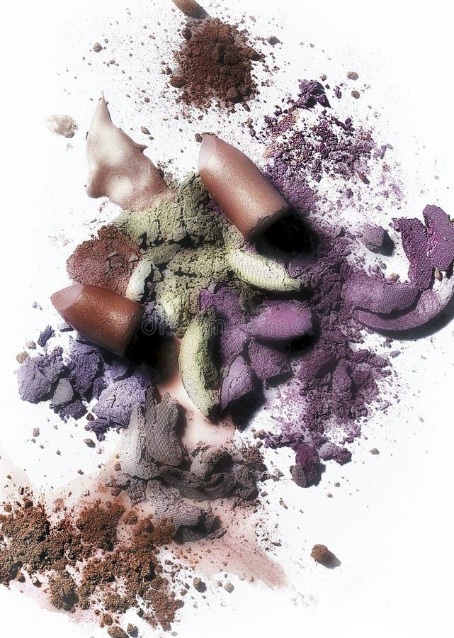 Extracto de Makeups imagen de archivo