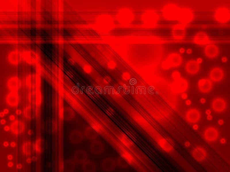 Extracto de Techno stock de ilustración