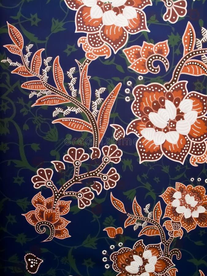 Extracto del batik fotos de archivo libres de regalías