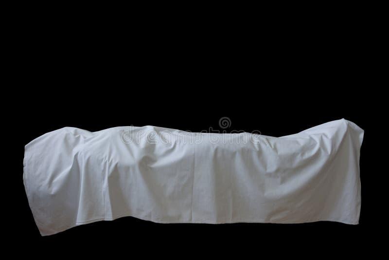 Extracto del cadáver fotografía de archivo libre de regalías