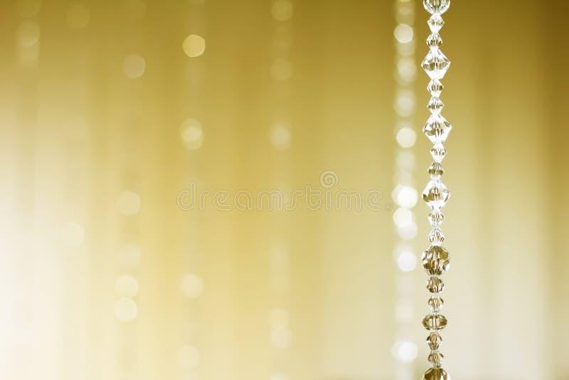 Extracto del cristal oculto imagen de archivo libre de regalías