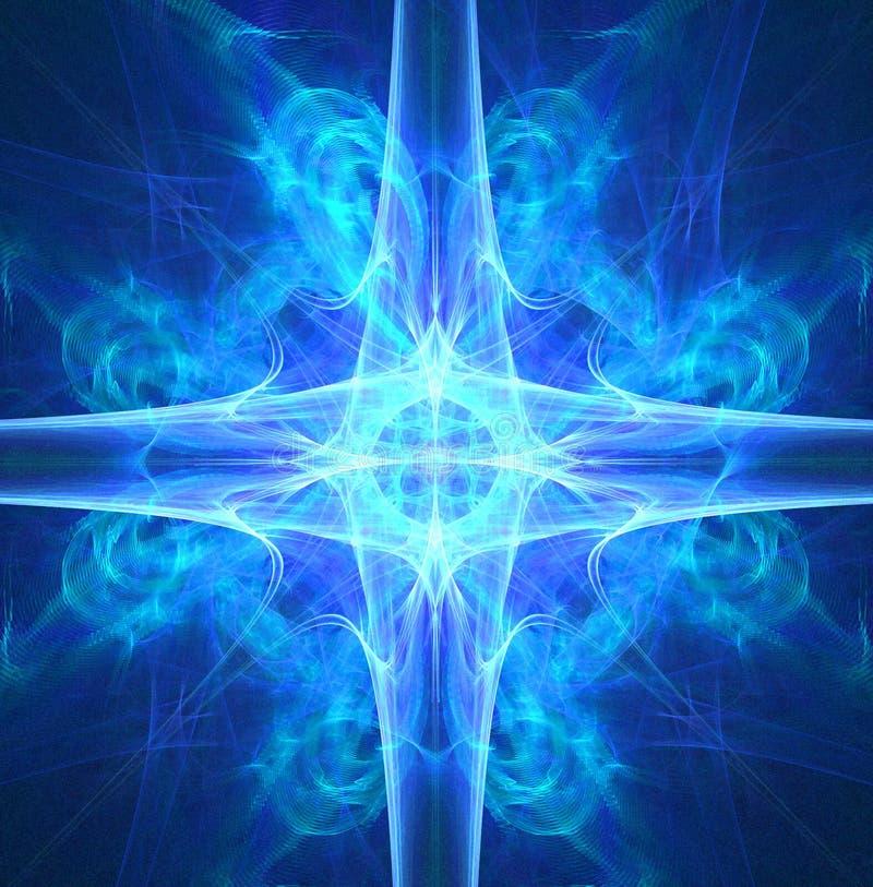 Extracto del fractal libre illustration