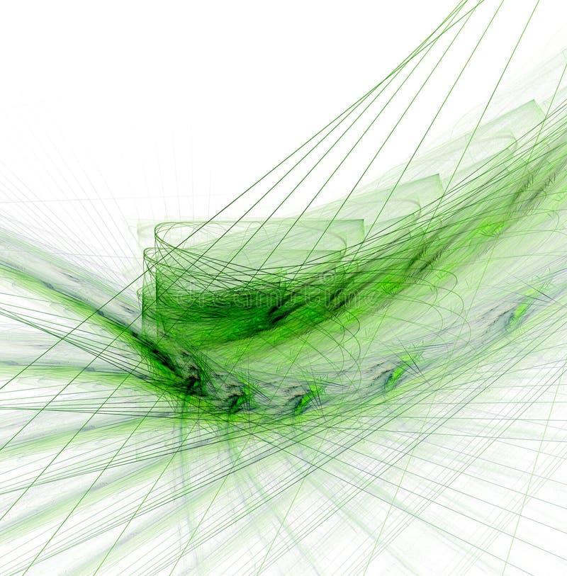 Extracto del fractal ilustración del vector