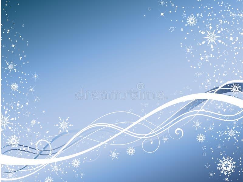 Extracto del invierno libre illustration