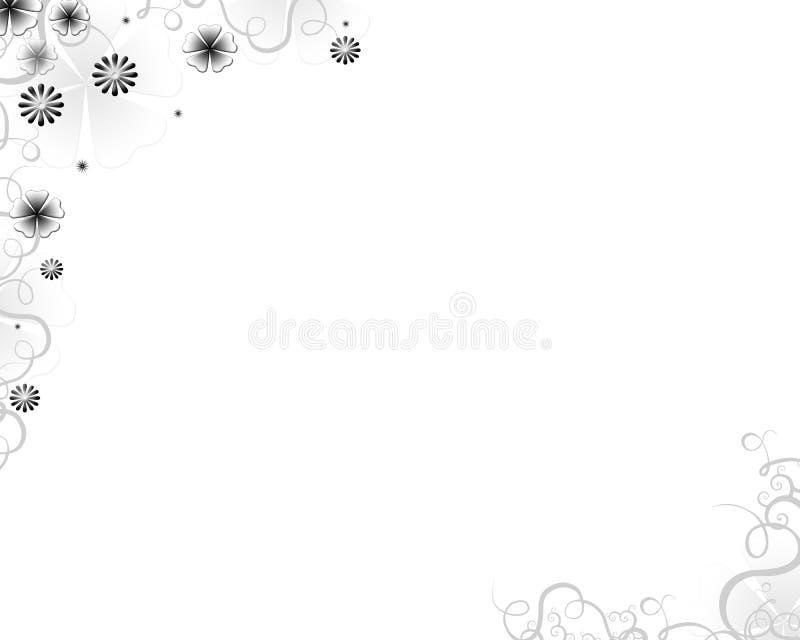 Extracto del jardín ilustración del vector