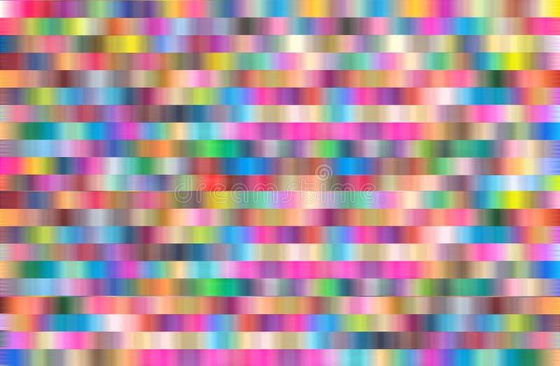 Extracto, diseño borroso colorido del fondo Colores vivos y brillantes imagen de archivo libre de regalías