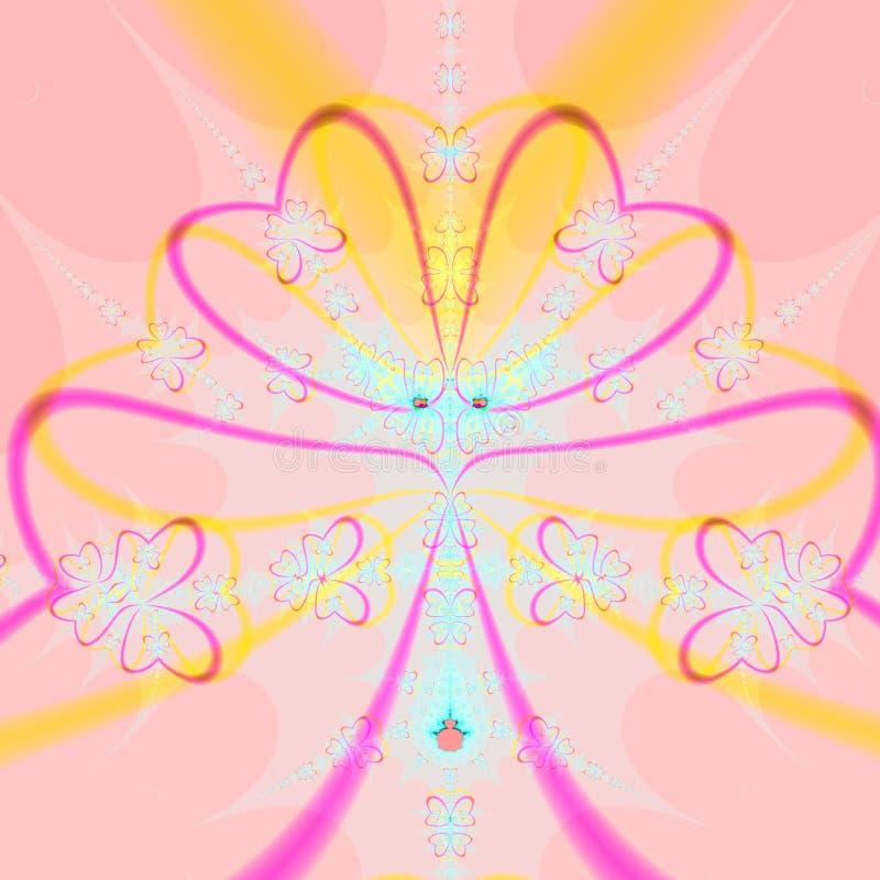 Extracto feliz del corazón imagen de archivo libre de regalías