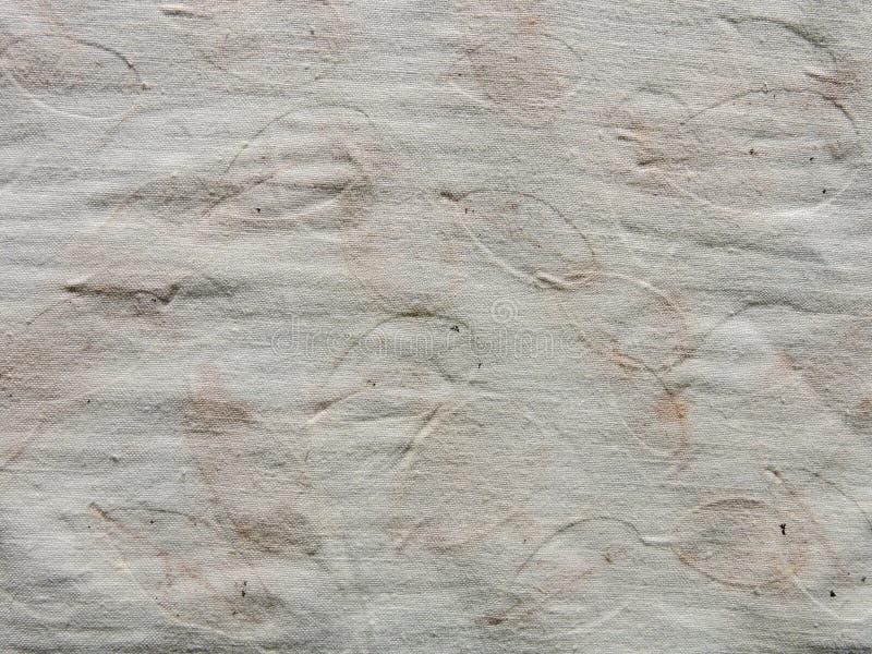 Extracto floral de la tela del batik foto de archivo