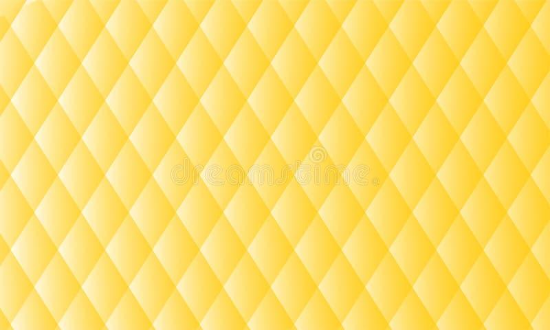 Extracto, fondo, color, amarillo, mirada, dulce, perfecta, diseño, 2018, nuevo, salvado libre illustration