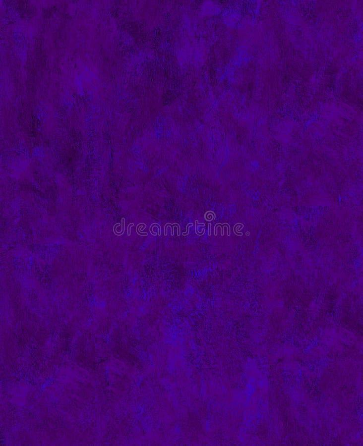 Extracto púrpura de la textura de la pintura imagen de archivo libre de regalías