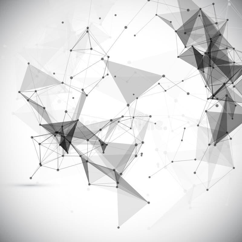 Extracto, polivinílico bajo, molécula y comunicación libre illustration