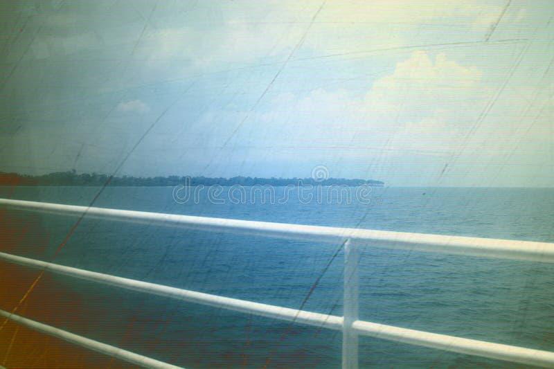 Extracto - visualización a partir del pasado - memorias a partir de la última vida - reminiscencia - barreras psicológicas foto de archivo