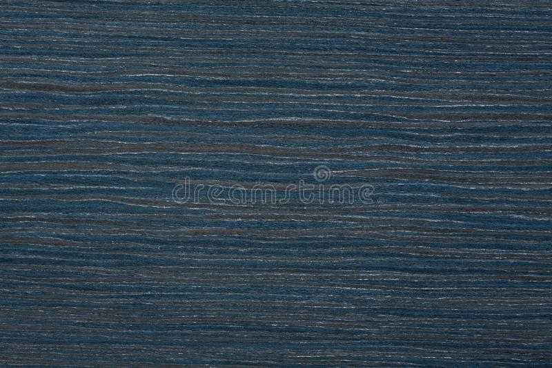 Extraordinary natural veneer texture in admirable blue tone. royalty free stock photos