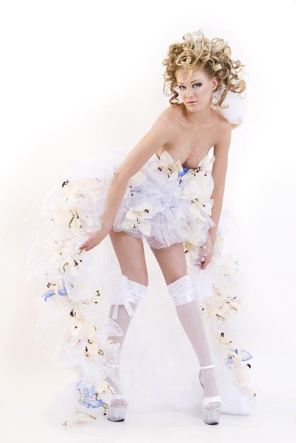 Free Extravagant Bride Stock Photography - 2746852