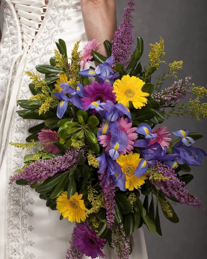 Extravagant floral arrangement