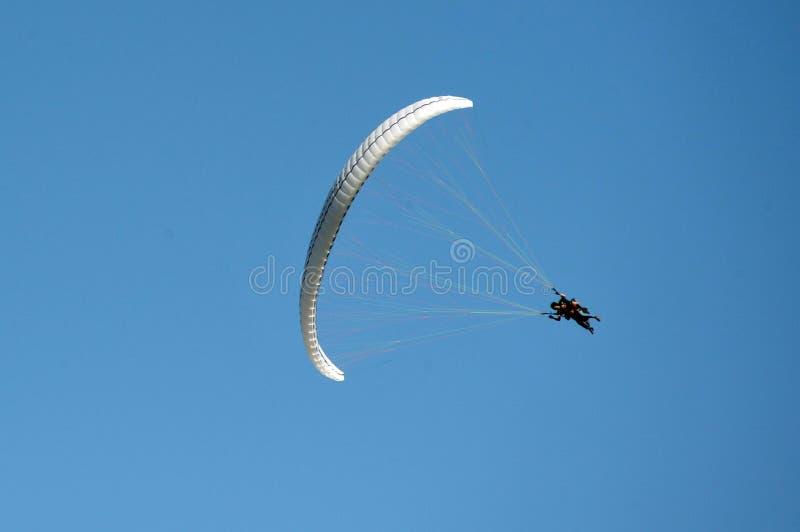 Extrema Skydiving royaltyfri bild