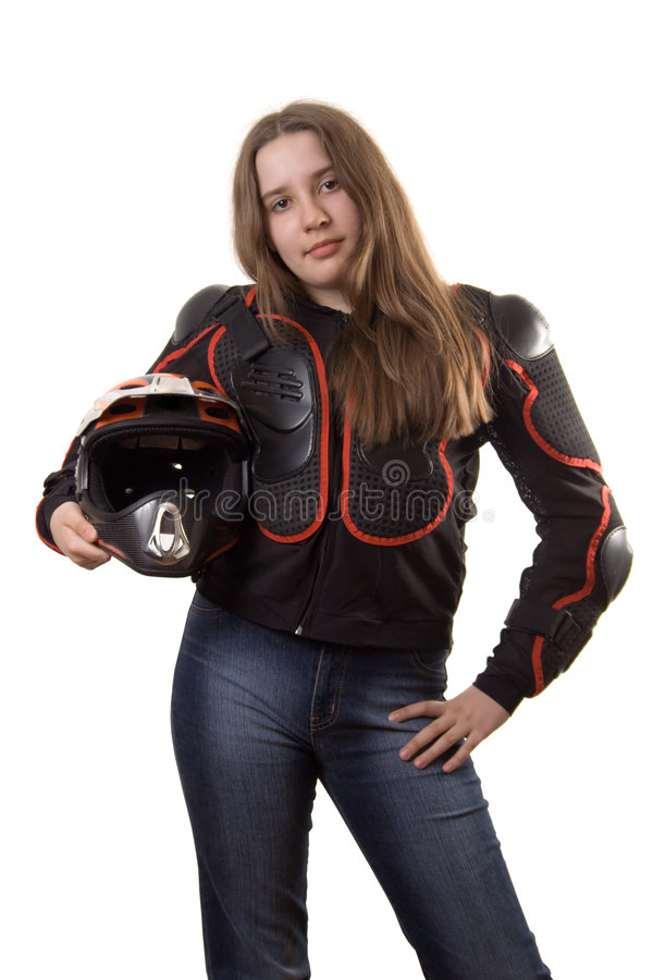 Download Extreme Girl Stock Photography - Image: 2324942