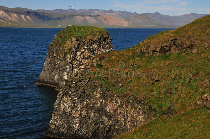 Download Extreme Landscape Forms In Iceland Stock Images - Image: 12571134