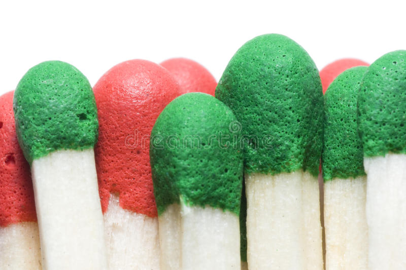 Download Extreme macro of matches stock photo. Image of close - 25122562