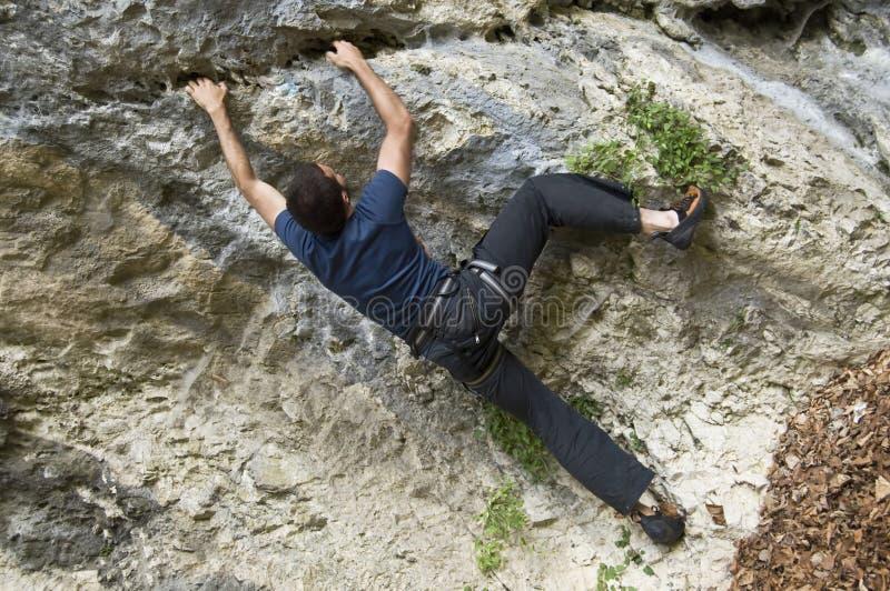 Download Extreme Rock Climber Stock Photos - Image: 11299973