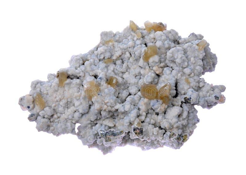 Calcite Creation Stock Photo