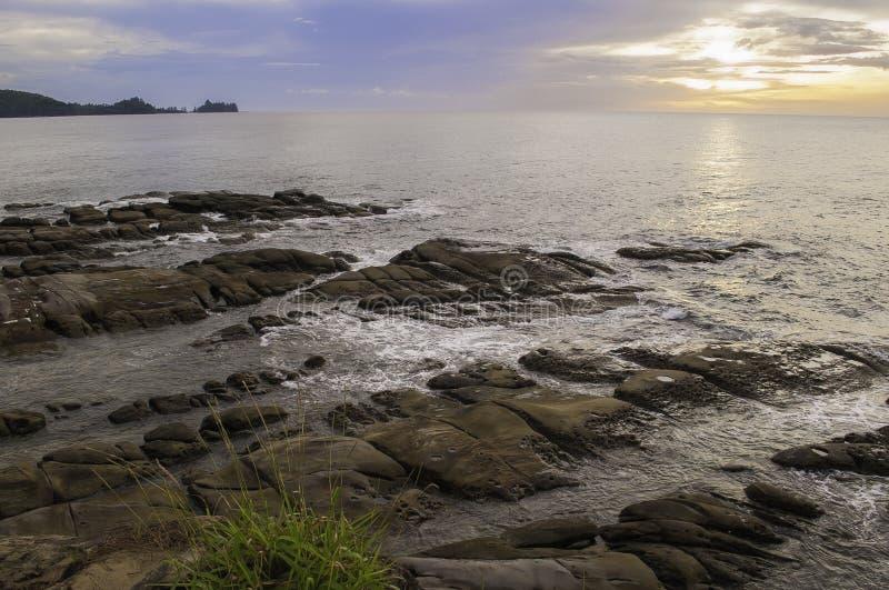 Extremidad de Borneo fotos de archivo