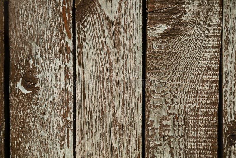 exture del viejo uso de madera del tablón como fondo natural foto de archivo