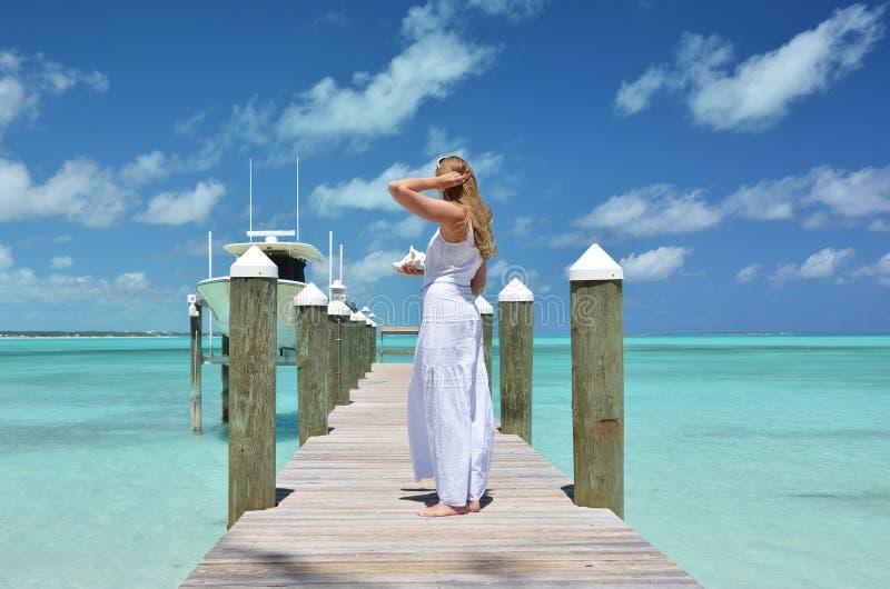 Exuma, Μπαχάμες στοκ φωτογραφίες με δικαίωμα ελεύθερης χρήσης