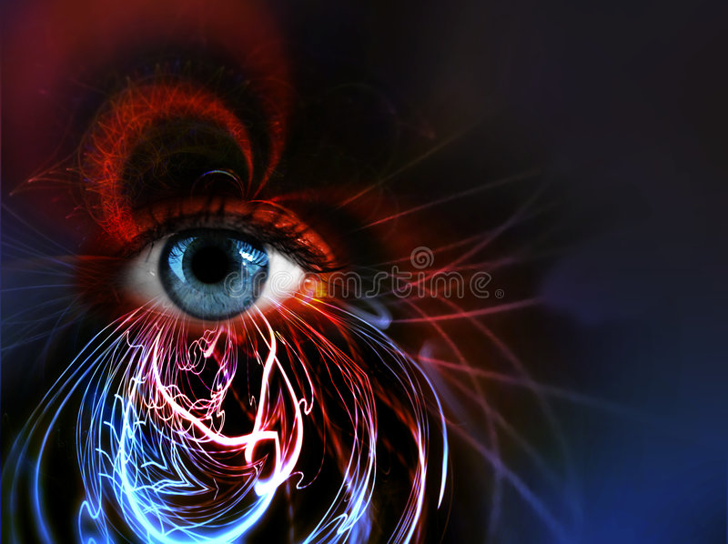 Download Eye stock image. Image of bright, color, future, internet - 3238441