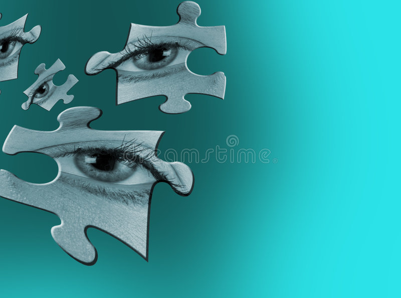 Download Eye abstract stock illustration. Image of backdrop, observers - 5098502