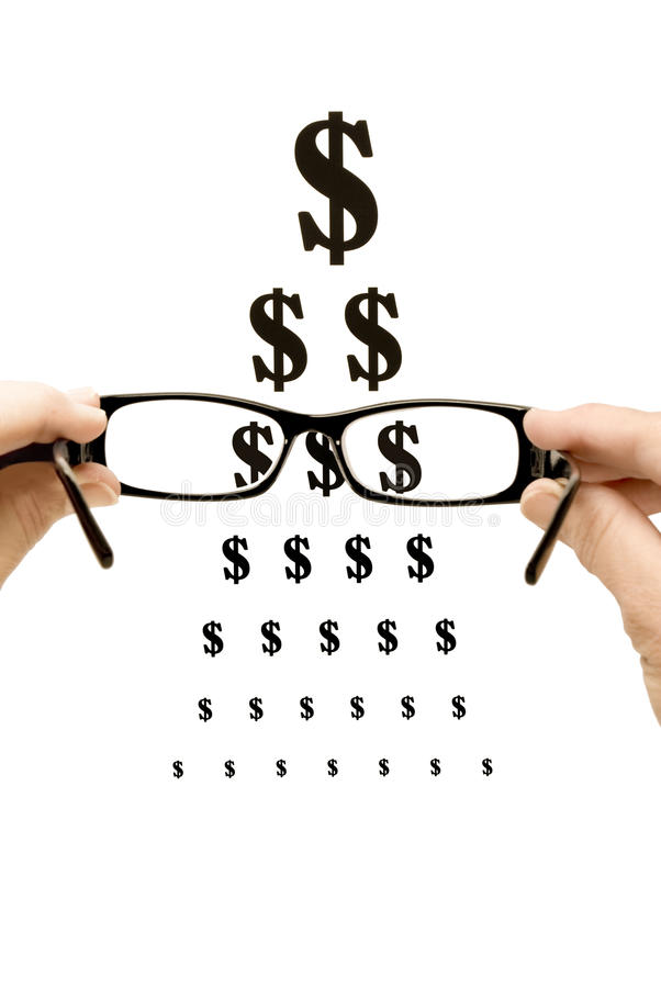 Download Eye Care Is Expensive Stock Photography - Image: 18725392