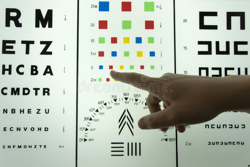 Download Eye chart stock image. Image of hospital, symbol, medical - 6185531